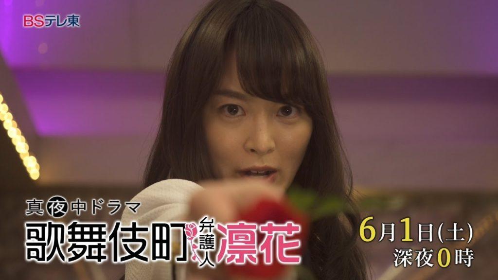 歌舞伎町弁護人凛花7話の感想。結婚詐欺師回はラブホテルで発狂!