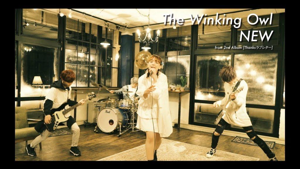 歌舞伎町弁護人凛花の主題歌The Winking Owl(ウィンキン)のNEWが良い!