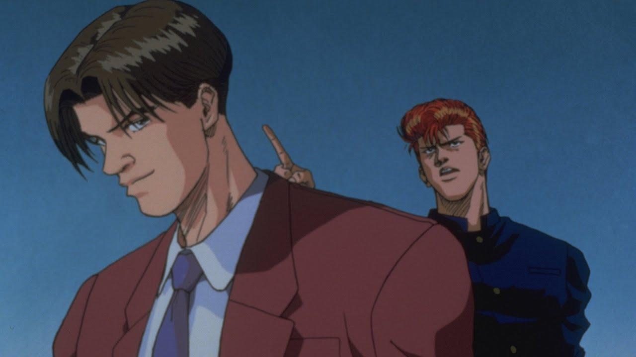 11201 - スラムダンク(アニメ)で武園の小田が登場。海南戦で実力を見せつける