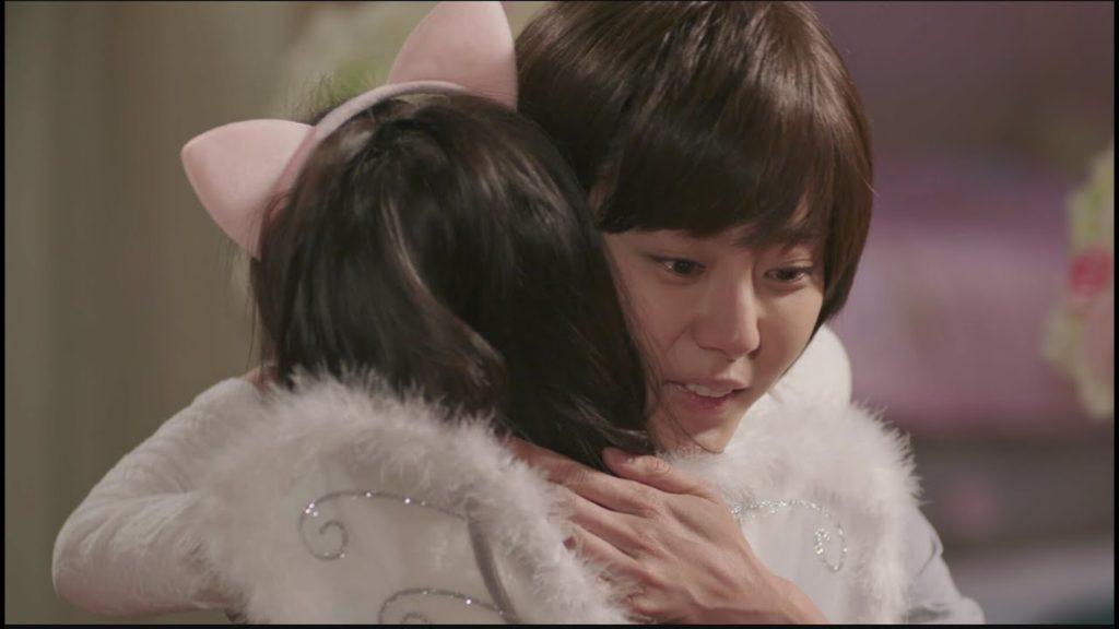 結婚契約のウンソンがかわいい!本物の天才子役シン・リナの演技