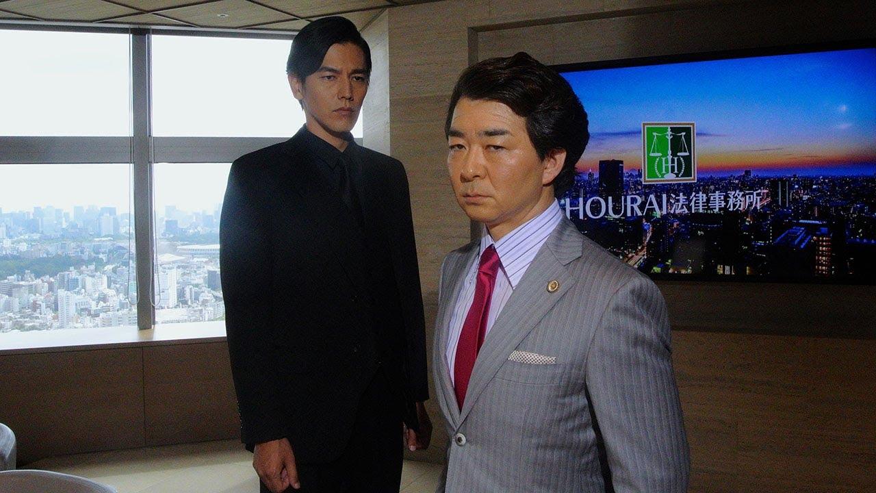 3 - 悪魔の弁護人3話の感想。稲見元教官の介護士殺害事件スタート