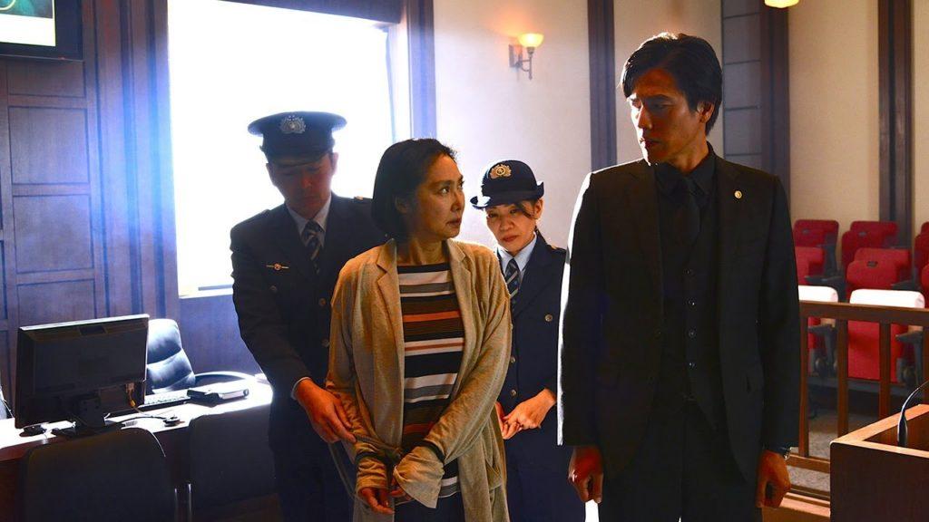 悪魔の弁護人の妹役(森脇英理子)が美人!加害者家族として出演
