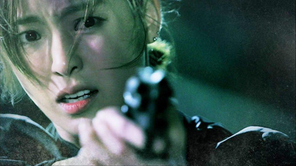 イ・ダヒ(ミセスコップのミン警部補)が美人!射撃の名手?