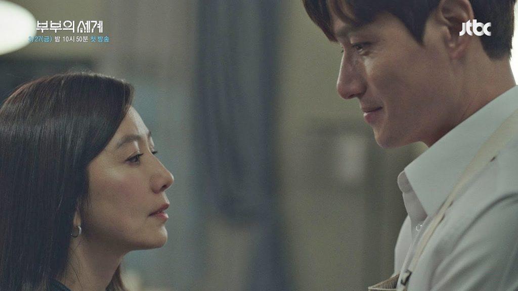 夫婦の世界(韓国ドラマ)初回1話は好スタート!原作はイギリスの人気ドラマ