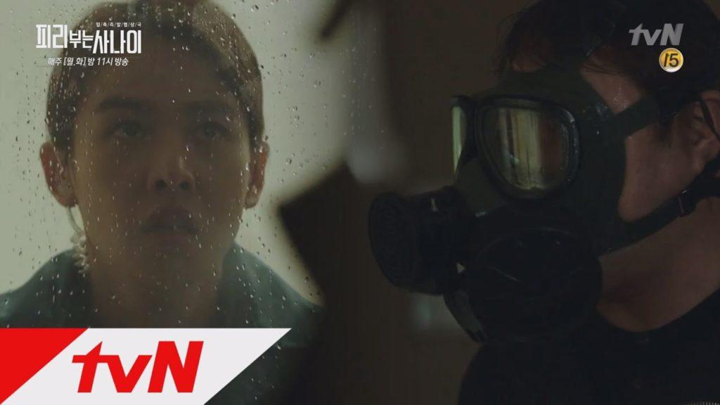 交渉人(韓国ドラマ)の凶器にサリンが登場。とんでもない凶行に