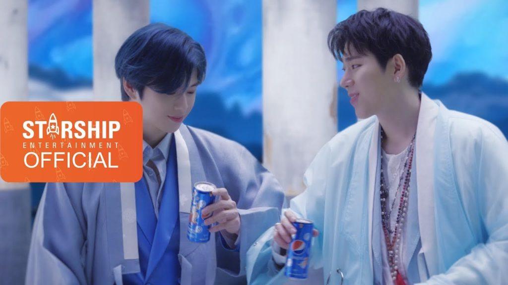 ジコ(Block B)とカン・ダニエルのコラボ曲Refreshが配信!