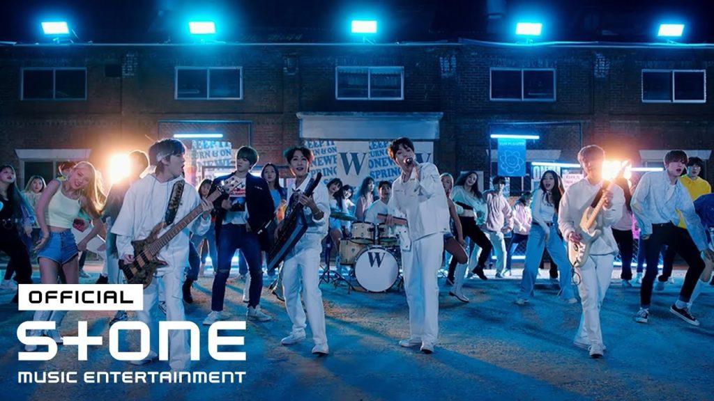 ONEWE(韓国バンド)新曲End of Spring配信!初のフルアルバム