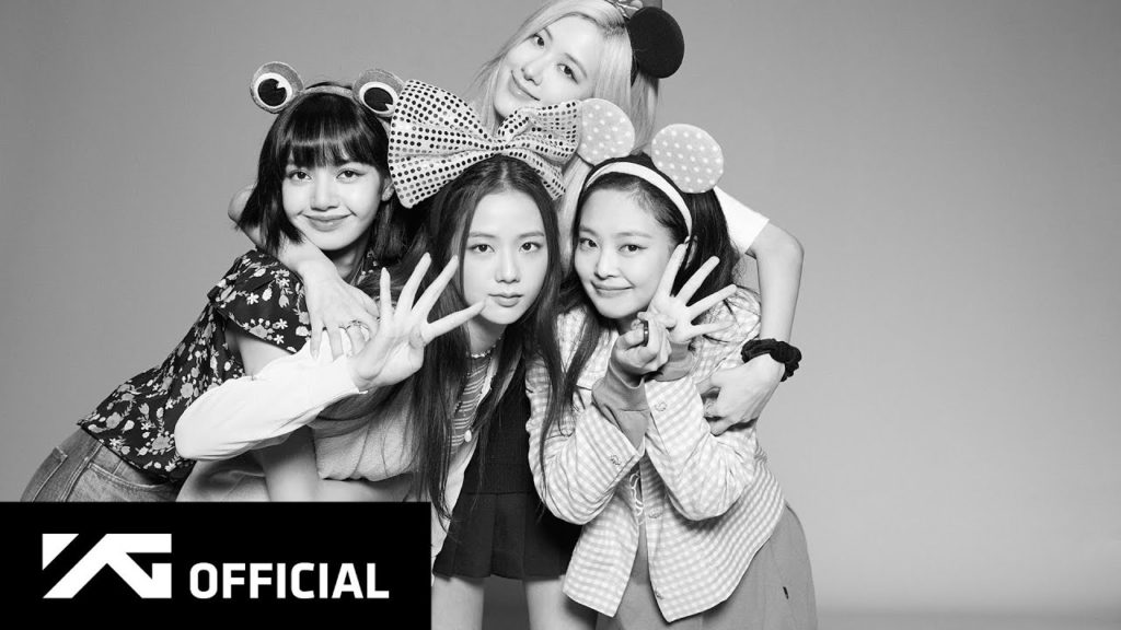 BLACKPINKデビュー4周年記念日に4億再生突破!