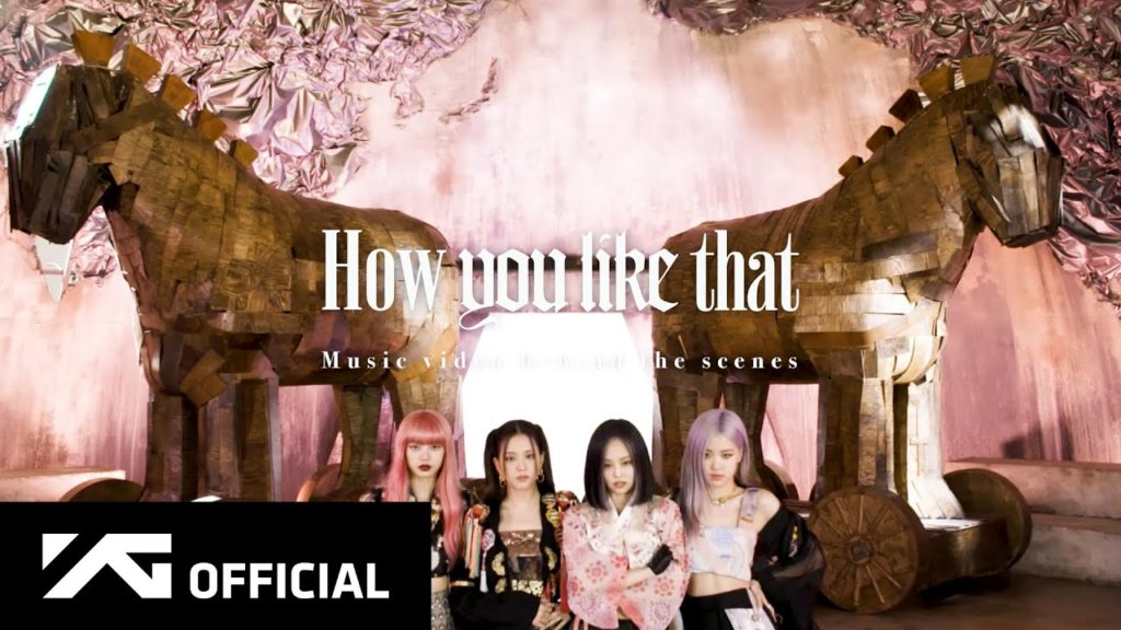 BLACKPINKがHow You Like That振り付け動画でまた最速記録!