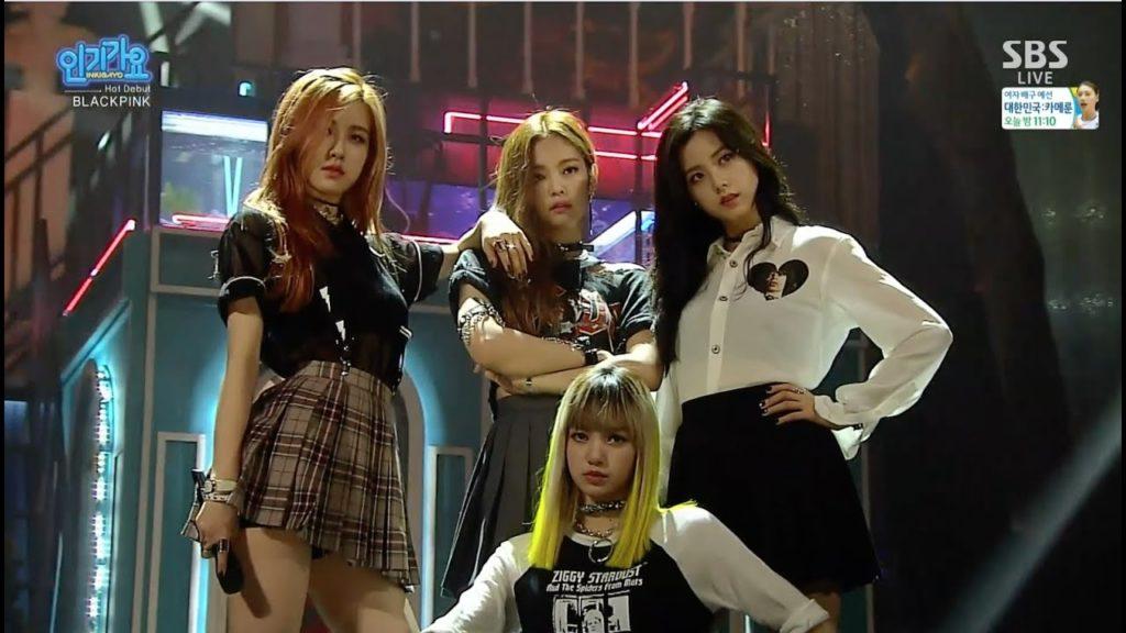 BLACKPINKの初バラエティ週刊K-POPアイドルの感想