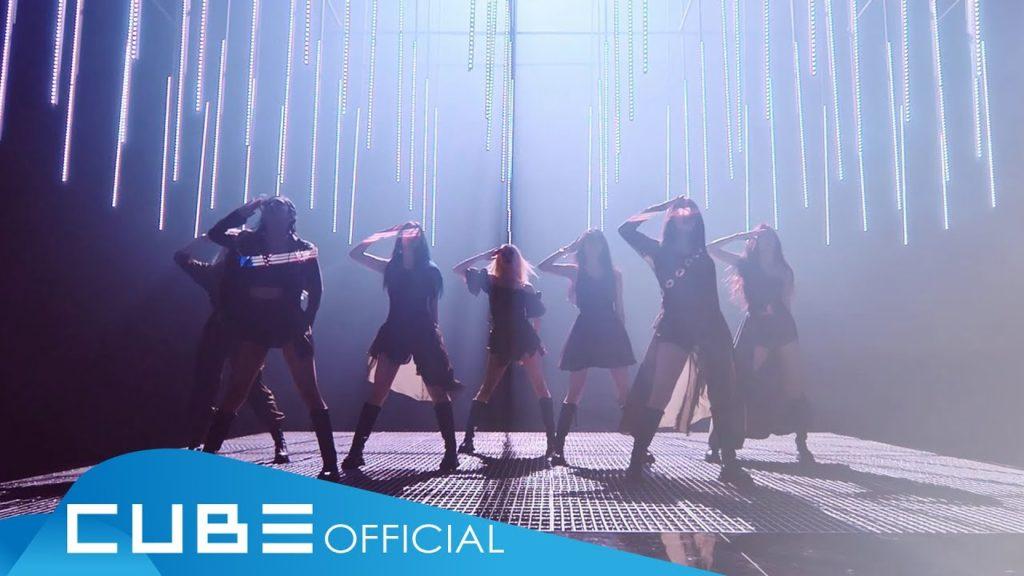 CLC新曲HELICOPTERでカムバック!多国籍アイドルグループ