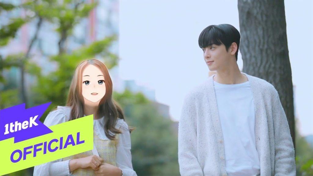 イ・ジナ(韓国歌手)のMVにチャ・ウヌが友情出演。K-POPスター出身