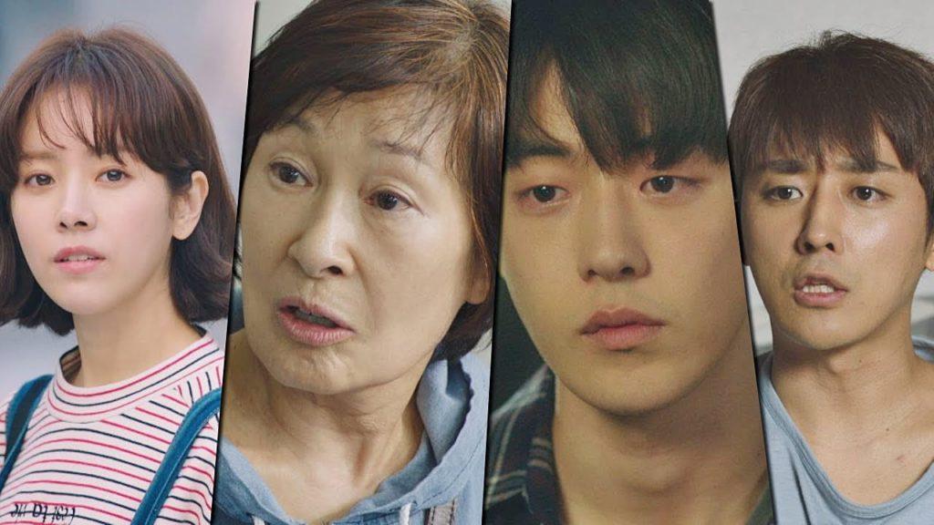 まぶしくて(韓国ドラマ)のネタバレあり感想。最終回が感動的な名作