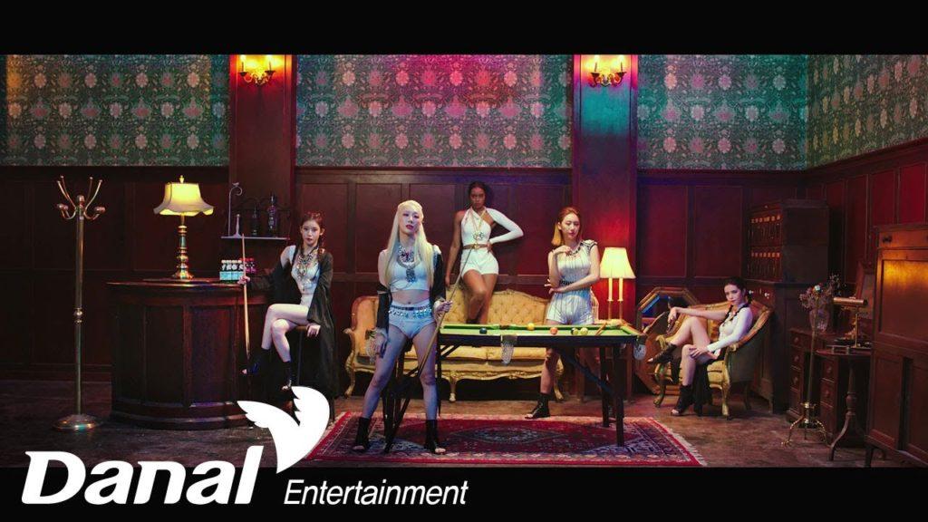 ブラックスワン(韓国グループ) K-POP初の構成で日本国籍メンバーも